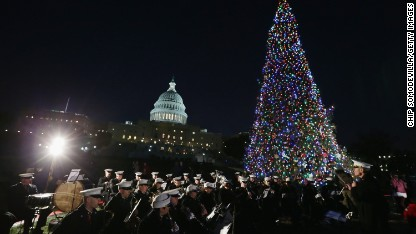 Washington could still screw up your holidays