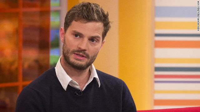 "Jamie Dornan was late to the ""Fifty"