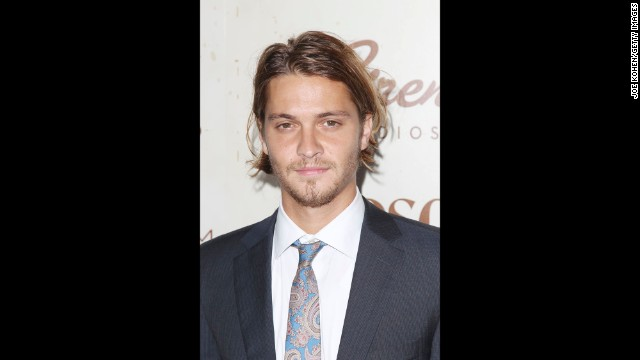 "Luke Grimes has been cast as Christian Grey's brother Elliot, who also happens to be in love with Ana's roommate/BFF, Kate. Lately, Grimes could be found on ""True Blood"" as the vampire James, and he also appeared in ""Taken 2"" and the TV series ""Brothers & Sisters."""