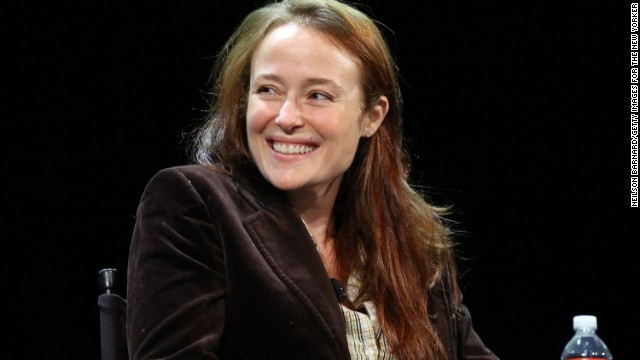 "For the part of Ana Steele's mom, Carla, ""Fifty Shades"" has picked Tony-winner Jennifer Ehle, who recently starred in ""RoboCop"" and ""Zero Dark Thirty."""