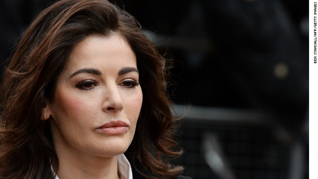 Nigella Lawson: Saatchi threatened to 'destroy' me