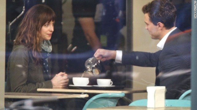 "With filming on ""Fifty Shades of Grey"" officially under way in Vancouver -- that's Dakota Johnson and Jamie Dornan working a scene on December 1 -- producers are swiftly filling out the rest of the cast. Take a look at who's been picked to bring E L James' best-selling erotic novel to life on the big screen:"