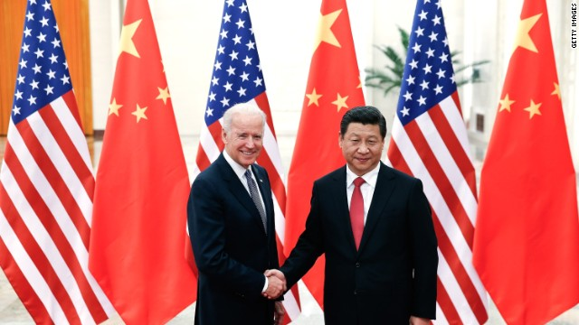 Biden tells Chinese president of 'deep concerns' over air defense zone