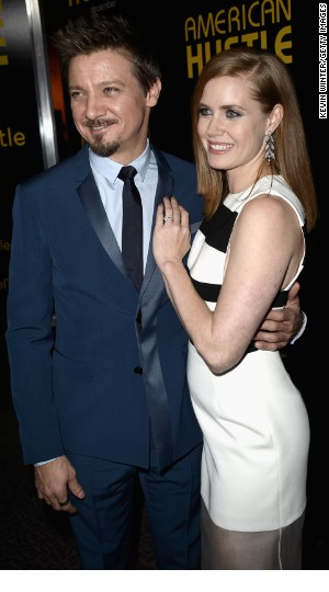Jeremy Renner, Amy Adams