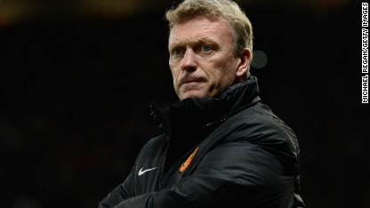 Football: Misery for Moyes