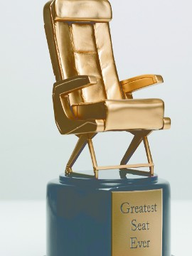 Snag an award seat from airlines that make it easy.