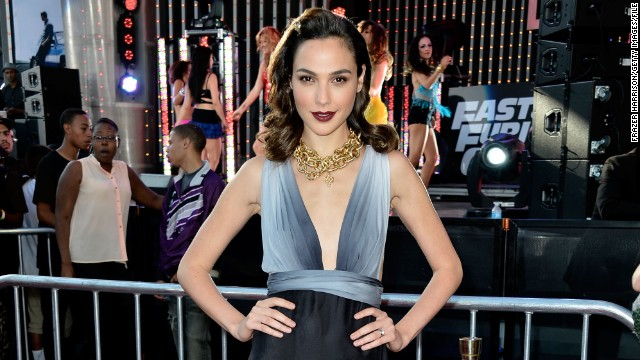 Gal Gadot: Getting to know the new Wonder Woman