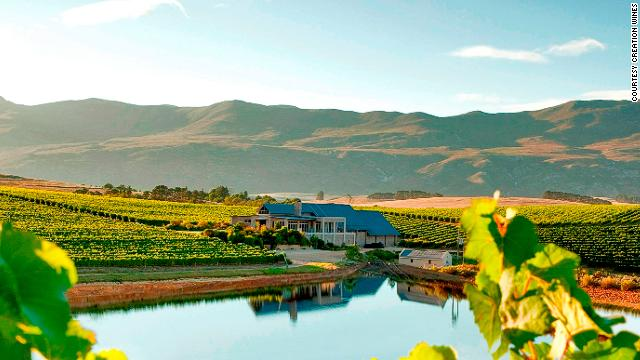 It's worth the 18-kilometer trek up a dirt road to reach this wine farm, set on a mountainous plateau.