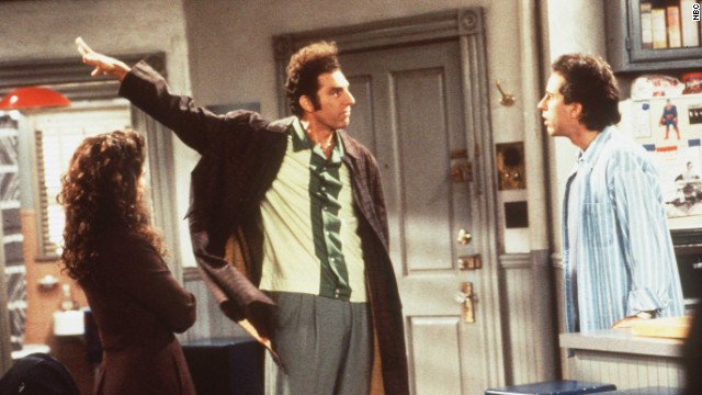 """""""Seinfeld"""" inspired a cult-like following usually reserved for science fiction TV series. Between the Junior Mints, the """"yada-yada,"""" Elaine's crazy dancing and Festivus, there were many memorable moments. The show also stands the test of time in reruns."""