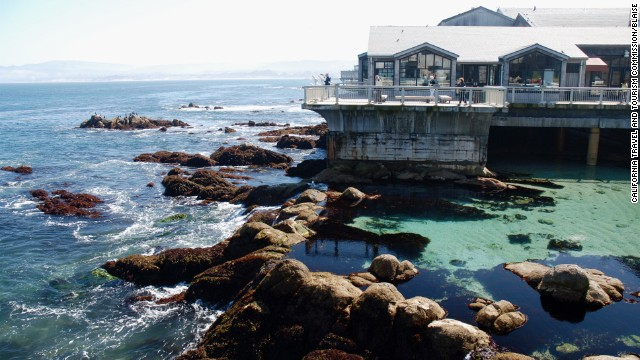 The Monterey Bay Aquarium will celebrate its 30th anniversary next year.