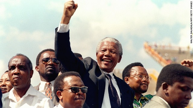 Nelson Mandela, the prisoner-turned-president who reconciled South Africa after the end of apartheid, died on Thursday, December 5, according to the country's president, Jacob Zuma. Mandela was 95.