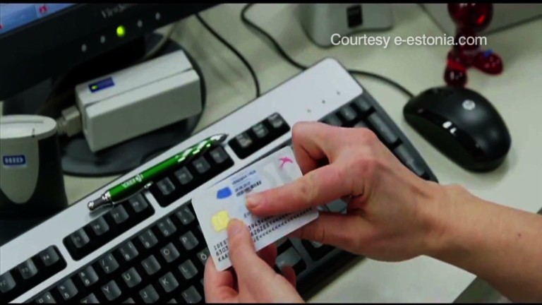 Estonia's ID cards keep control...