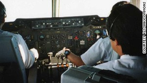 The DC-10 requires a three-person crew -- most commercial airliners today operate with a (cheaper) two-person crew.
