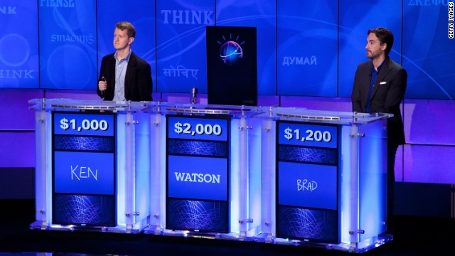"IBM's Watson system defeated the human champion on ""Jeopardy!"" in February 2011, surprising the world. Now, a ""Machine-Reading Revolution"" is underway."