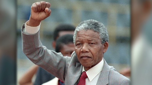 nelson mandela s rise to prominence This post discusses leadership lessons that can be learned from nelson mandela in us corporate relocation mandela's rise to prominence came as a.