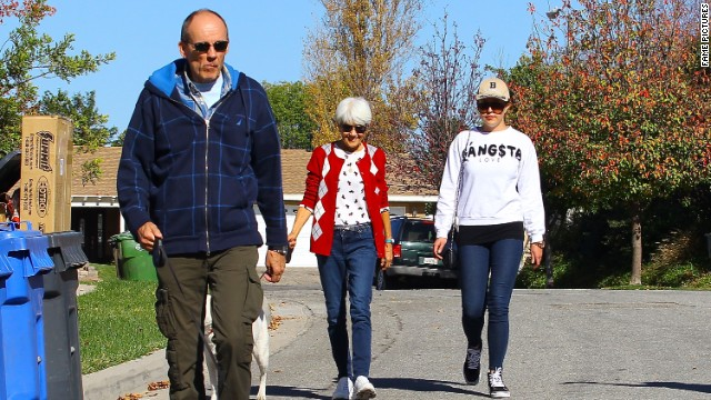 Upon her release from an inpatient treatment facility in December 2013, Bynes made her first public appearance on a walk with her parents. She'd spent four months under a psychiatric hold.