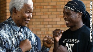 Why Nelson Mandela loved boxing