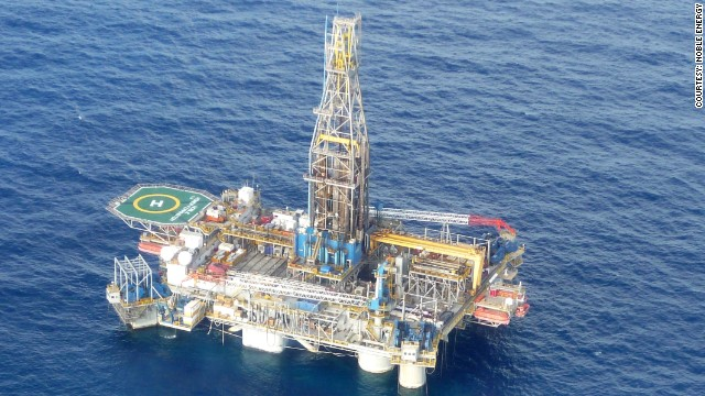 U.S.-based Noble Energy is operating in Cyprus' Aphrodite gas field and has a number of projects in the East Mediterranean.