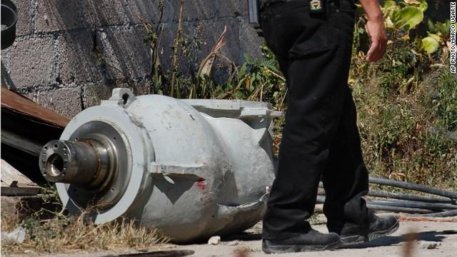 ¿Quién robó el camión radioactivo en México?