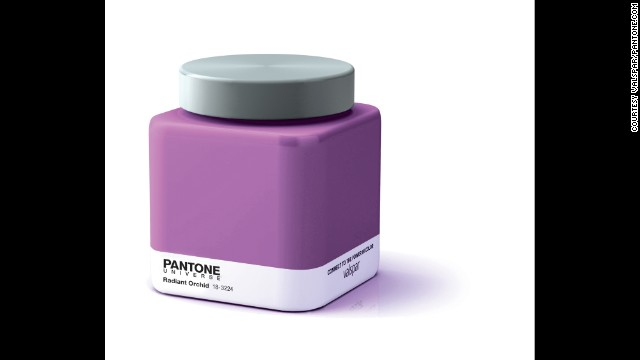 Pantone, the company that considers itself the authority on colors in consumer trends, announced in December that radiant orchid was its pick for 2014.