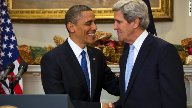 After Iran deal, Obama and Kerry pivot to Middle East peace