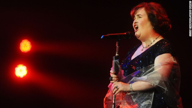 Susan Boyle tells British paper she has Asperger\'s