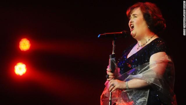 Susan Boyle confiesa que padece el síndrome de Asperger