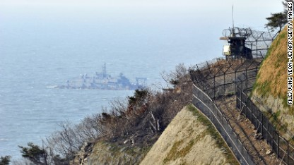 South Korea expands air defense zone