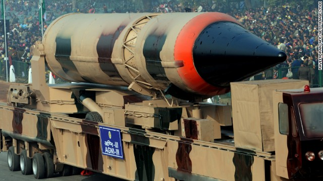 The consequences of a limited nuclear war, such as a conflict between India and Pakistan, would put 2 billion people's lives at risk.