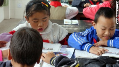 Are China's rural schools left behind?