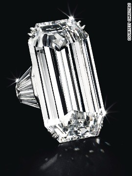 South India's Golconda mines yield diamonds of the highest degree of transparency, the best of which were traditionally reserved for kings and rulers. <!-- --> </br><!-- --><!-- --> </br></br> This week Christie's sold this diamond ring for a staggering $10.9 million. It's a spectacular 52.58 carat D-color internally flawless rock.