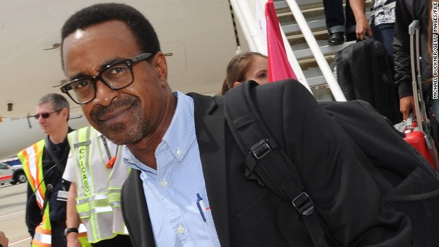 Tim Meadows was a regular on