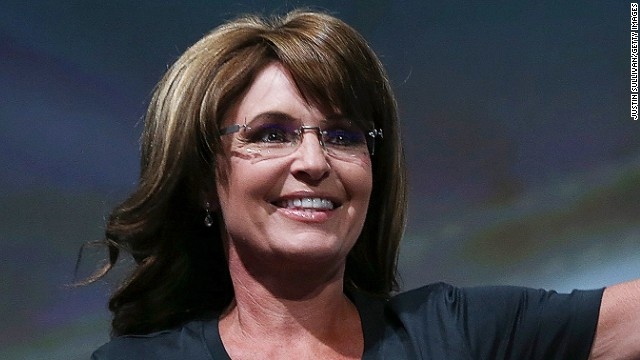 Palin backs Abbott after Nugent appearance, endorses Sessions' challenger