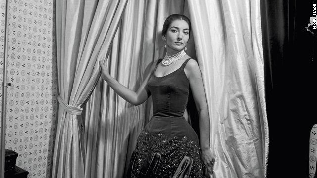 In the 1950s and 1960s, the grande dame of the opera stage Maria Callas was sometimes lent priceless pieces by Parisian jewelry houses to wear for her performances.