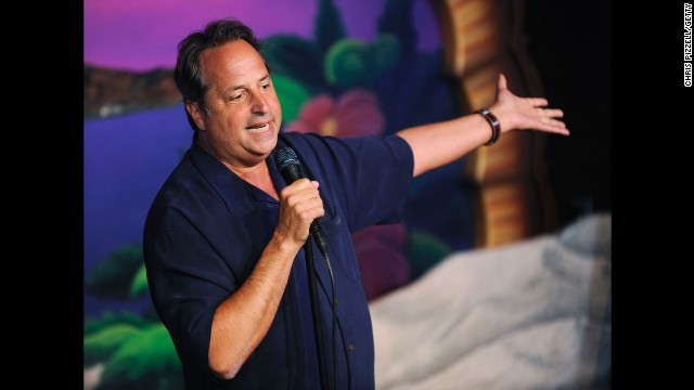 "Comedian <a href='http://www.huffingtonpost.com/jon-lovitz/jon-lovitz-psoriasis-_b_823454.html' target='_blank'>Jon Lovitz</a>, formerly of ""Saturday Night Live,"" wrote a column for the Huffington Post about his struggles with the skin disease. ""I realized I had to go public with my story and give people like me the hope that they can do something about their psoriasis,"" wrote the funny man."