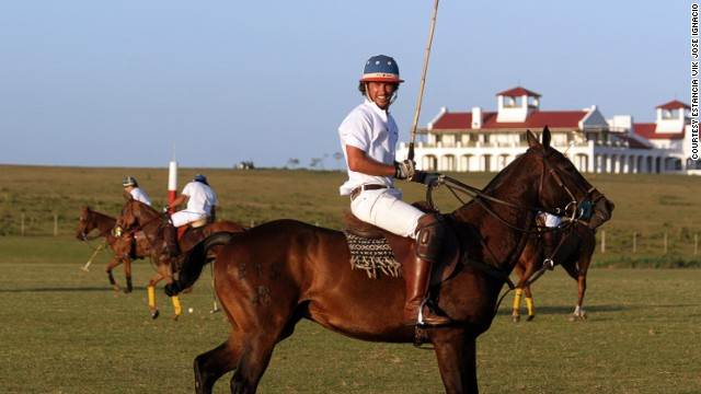 Some of the biggest names in polo have graced this 4,000-acre field. So what if you can't name any of them? The hotel offers private lessons if you want to give the mallet a swing.