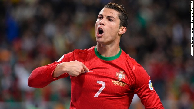 Portugal captain Cristiano Ronaldo is looking to win the award for the second time in his career. The forward is enjoying the most productive year at Real Madrid while he also fired Portugal to the 2014 World Cup in Brazil with a hat-trick during their playoff match with Sweden.