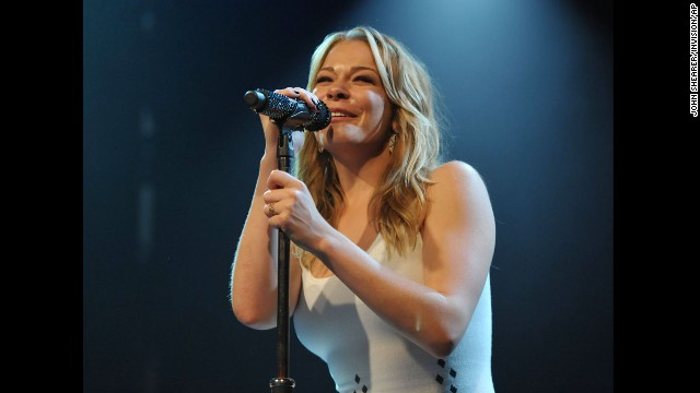 "Singer LeAnn Rimes has campaigned on behalf of psoriasis awareness and openly discussed how the disorder has affected her life. The campaign's tag line: ""Stop hiding. Start living."""