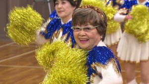 Japanese 'super grannies' defy age