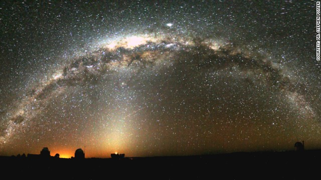 Sutherland -- four hours drive from Cape Town -- is ideal for studying the stars. The lack of light pollution, the clear skies and predictable climate are a perfect combination for astronomers.