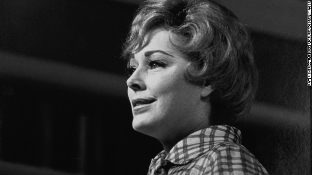 "Actress <a href='http://www.cnn.com/2013/12/09/showbiz/eleanor-parker-obit/index.html'>Eleanor Parker</a>, nominated for three Oscars and known for her ""Sound of Music"" role, died on December 9, her family said. She was 91."