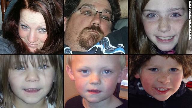 Encuentran en buenas condiciones a los 2 adultos y 4 niños en Nevada