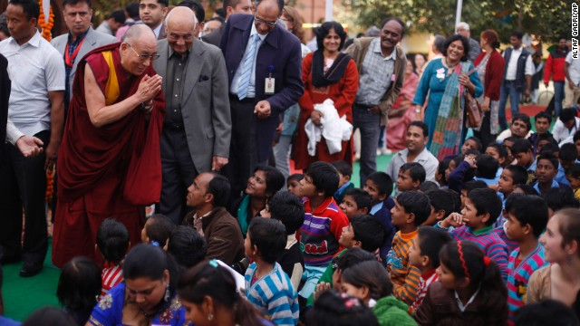 Tibetan spiritual leader the Dalai Lama has applied for a visa to South Africa twice since 2009 but was not issued one on either occasion. The Chinese government regularly warns foreign governments that the Dalai Lama's presence could harm relations with Beijing.