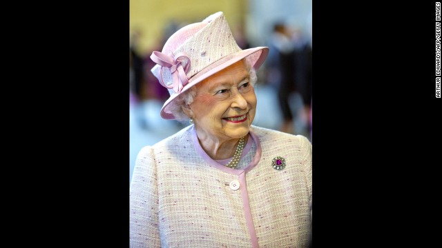 The 87-year-old Queen Elizabeth II of Britain has been advised against long flights and intensive travel whenever possible. Prince Charles will formally represent the Queen at Mandela's funeral on Sunday.