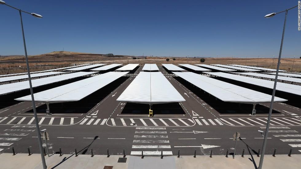 Aeropuerto fantasma
