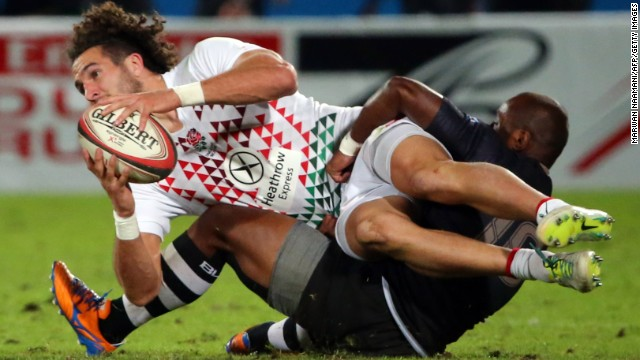 Rugby sevens will make its debut at the 2016 Olympics in Brazil. It is one of the fastest growing sports in the world.