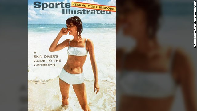 Sports Illustrated\'s swimsuit issue cover stars