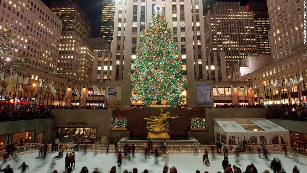 rbol de navidad del centro rockefeller nueva york
