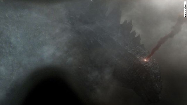 New 'Godzilla' trailer is a monster
