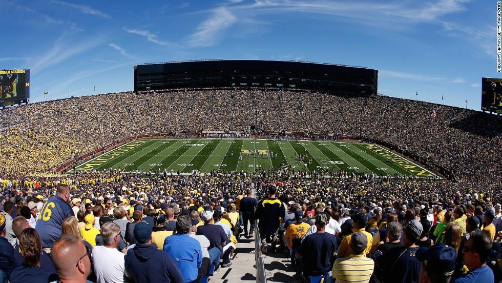 Michigan Stadium, Michigan
